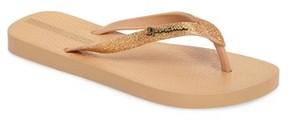 Ipanema Women's 'Glitter' Flip Flop
