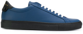 Givenchy bi-colour low top sneakers