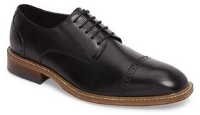 English Laundry Men's Acton Cap Toe Derby