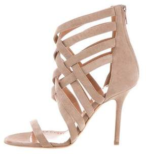 Alexa Wagner Alice Caged Sandals