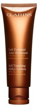 Clarins Self-Tanning Milky-Lotion for Face and Body/4.2 fl. oz.