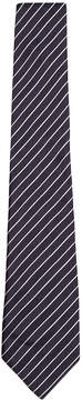 Moschino Men's Textured Stripes Tie