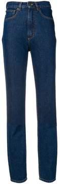 Fiorucci high waist skinny jeans