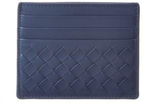 Bottega Veneta Intrecciato Vn Leather Card Case.