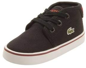 Lacoste Infant Ampthill 116 Sneakers In Black.