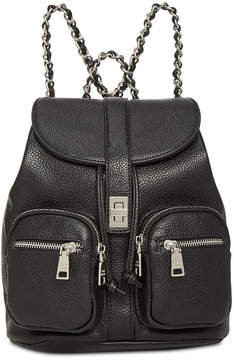 Steve Madden Ally Small Pebbled Backpack