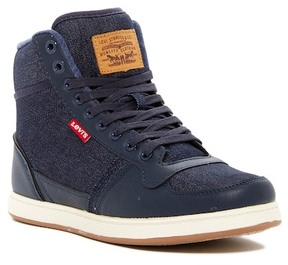 Levi's Stanton Denim High Top Sneaker