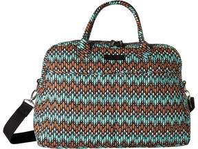 Vera Bradley Weekender Weekender/Overnight Luggage - SIERRA STREAM - STYLE