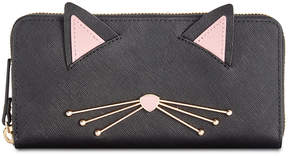 Kate Spade Cat's Meow Cat Lindsey Wallet