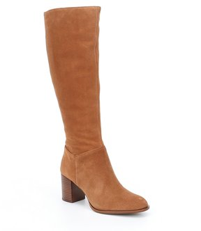 Antonio Melani Dredas Suede Narrow Calf Dress Boots