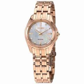 Citizen Prezia Diamond Ladies Watch EM0353-50D