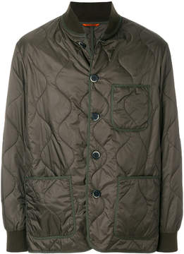 Barena quilted field jacket