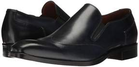Matteo Massimo Wing Tip Slip-On Men's Slip on Shoes