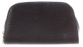Louis Vuitton Epi Dauphine Cosmetic Bag