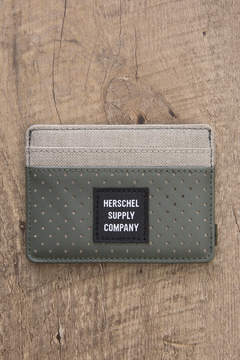 Herschel Charlie And Aspectpoly Khaki Tan