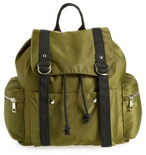 Bp. Nylon Backpack - Green