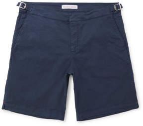 Orlebar Brown Dane Stretch-Cotton Twill Shorts