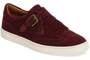 Frye Women's 'Gemma' Kiltie Slip On-Sneaker
