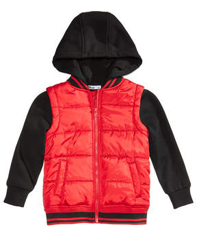 Epic Threads Hooded Puffer Jacket, Little Boys (4-7), Created for Macy's