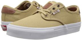 Vans Kids Chima Ferguson Pro Khaki) Boy's Shoes