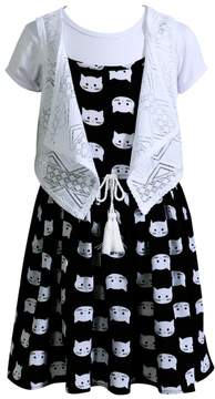 Youngland Girls 4-6x Dress