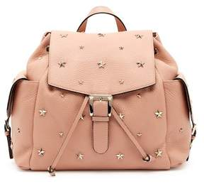 RED Valentino Star Studded Leather Backpack