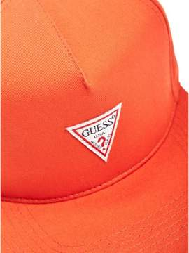 GUESS Men's Ryan Flat Brim Baseball Hat