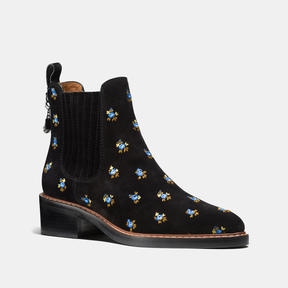 COACH BOWERY CHELSEA BOOT - BLACK