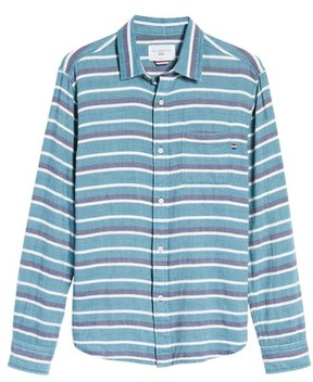 Sol Angeles Men's Glade Stripe Woven Shirt