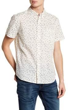AG Jeans Polka Dot Standard Fit Shirt