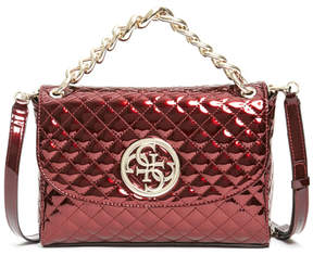 GUESS G Lux Quilted Crossbody
