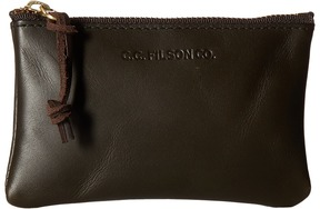Filson - Small Leather Pouch Handbags
