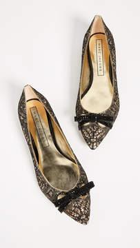 Marc Jacobs Jaime Pointy Toe Flats