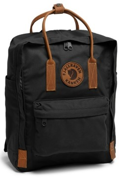 Fjallraven 'Kanken No. 2' Backpack - Black