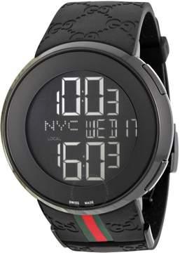 Gucci I 114 Men's Digital Watch