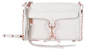 Rebecca Minkoff Leather M.A.C. Crossbody Bag - WHITE - STYLE