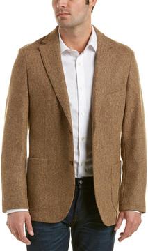 J.Mclaughlin J. Mclaughlin Lisbon Wool Sportcoat
