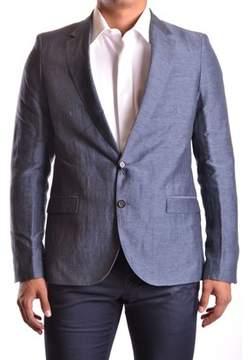 CNC Costume National Men's Grey Linen Suit.
