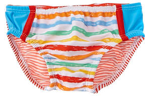 Chicco Boys' Red Striped Swimsuit