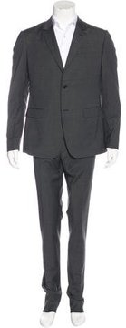 Moschino Wool-Blend Notch-Lapel Suit w/ Tags