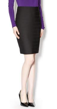 Joseph Ribkoff Bandage Mini Skirt