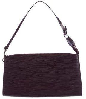 Louis Vuitton Epi Pochette Accessoires - PURPLE - STYLE
