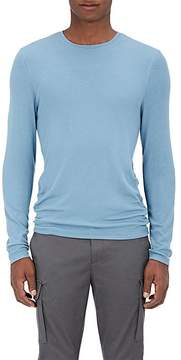 ATM Anthony Thomas Melillo Men's Lightweight Rib-Knit Long-Sleeve Shirt