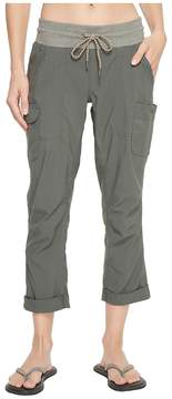 Columbia Pilsner Peak Pull-On Cargo Capris Women's Capri