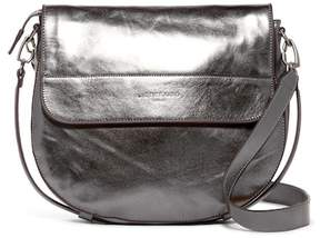 Liebeskind Berlin Postina Leather Saddle Crossbody