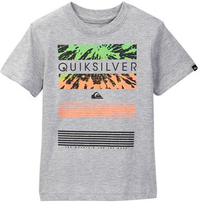 Quiksilver Line Up Tee (Toddler Boys)