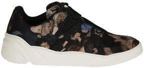 Christian Dior Mosh Pits Print Sneakers