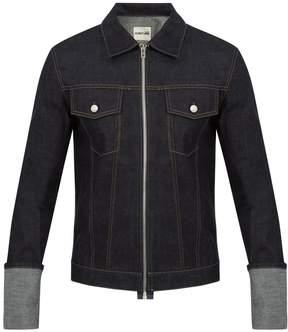 Helmut Lang Zip-through 2004 denim jacket