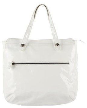 Marni Patent Leather Tote