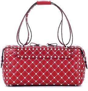 Valentino Free Rockstud Spike leather shoulder bag